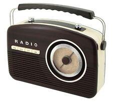 Tragbare/Tischplatten Radios mit Analoganzeige und MW/UKW