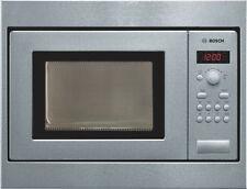 Bosch Stainless Steel Built - in Microwaves