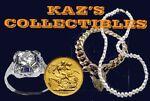 Kaz's-Collectables