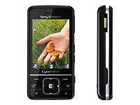Téléphones mobiles noir Sony Ericsson 3G
