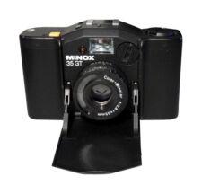 Analoge MINOX Kompaktkameras mit manuellem Fokus