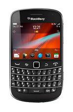 Téléphones mobiles noirs BlackBerry Bold 9900, 8 Go