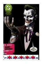 Joker DC Modern Age Batman Comics