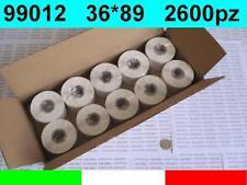 10x ROTOLI ETICHETTE COMPATIBILI DYMO LABELWRITER 400 LABELS 99012