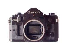 Analoge A-1 Kameras