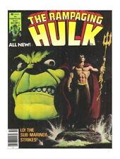 Ungraded Bronze Age Incredible Hulk Comics Not Signed