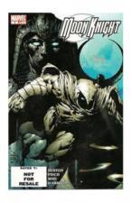 Ungraded Modern Age Moon Knight Comics