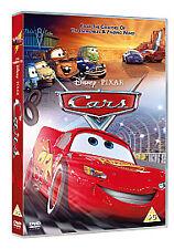 Cars DVDs & Blu-rays