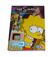 The Simpsons DVDs 2007 DVD Edition Year