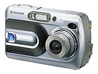 Fujifilm FinePix A Series AA Battery Compact Digital Cameras