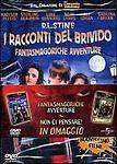 Film in DVD e Blu-ray fantasy bambini e famiglia cofanetto