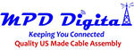MPD Digital Custom US Made Cables