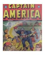 Captain America CGC Golden Age Comics (1938-1955)