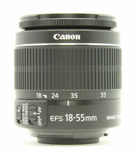 Canon EF-S Zoom Macro/Close Up f/3.5 Camera Lenses