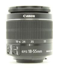 Canon EF Macro/Close Up DSLR f/3.5 Camera Lenses