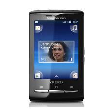 Étuis, housses et coques avec clip noir Sony Ericsson pour téléphone mobile et assistant personnel (PDA)