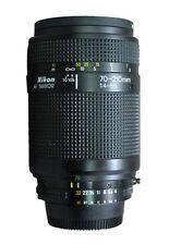 Nikon AF Camera Lenses 70-210mm Focal