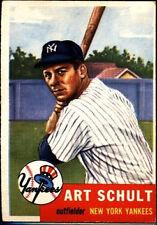 Topps Rookie New York Yankees Original Baseball Cards