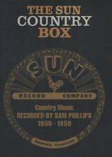 Country Musik-CD 's als Box-Set & Sammlung vom Bear Family Records-Label