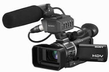 MiniDV HDV Removable Storage (Card/Disc/Tape) Camcorders