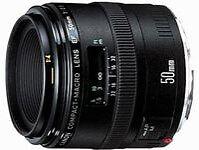 Canon Standard f/2 SLR Camera Lenses