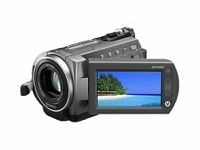 Sony Internal Storage (HDD/SSD) Camcorders with LCD Screen