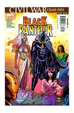 Black Panther 9.0 VF/NM Grade Modern Age Avengers Comics