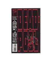 Deadpool 9.8 NM/MT Modern Age Comics (1992-Now)