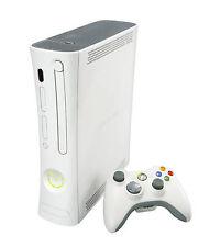 Consoles de jeux vidéo blancs Microsoft