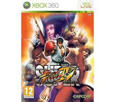 Jeux vidéo manuels inclus Street Fighter PAL