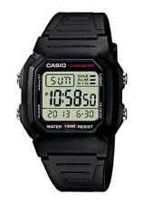Plastic Band Digital Wristwatches with Alarm