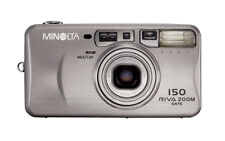 Minolta Film Cameras with Shooting-Modes