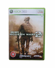 Call of Duty: Modern Warfare 2 Shooter Microsoft Xbox 360 Video Games
