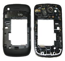 Black Mobile Phone Fascia for BlackBerry