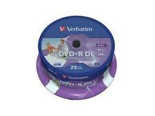 Verbatim CD-, DVD-R-Rohlinge für den Computer mit 8,5GB Speicherkapazität