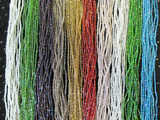 150pcs x 4mm Beautiful Faceted Rondelle Glass Crystal Beads Craft Jewellery Make