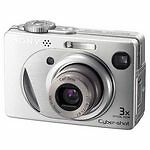 Sony Cyber-shot Compact AA Battery Digital Cameras