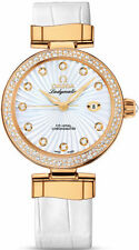 Gelbgold OMEGA Armbanduhren für Damen