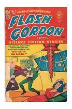 Flash Gordon Golden Age Horror & Sci-Fi Comics
