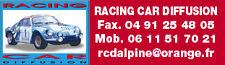 Racing Car Diffusion