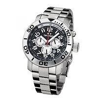 TW Steel Armbanduhren aus Edelstahl mit Chronograph