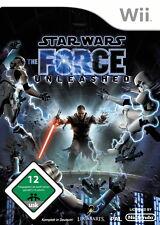 Star Wars-PC - & Videospiele für die Nintendo Wii The Force-Unleashed