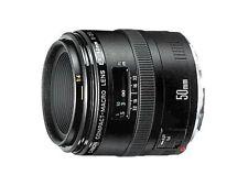 Kamera-Makroobjektive mit 50mm Brennweite und Canon