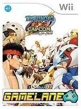 Nintendo Wii Capcom Fighting Video Games
