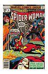 Spider-Woman Bronze Age Spider-Man Comics