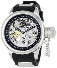 Invicta Analogue Polyurethane Band Wristwatches