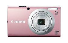 Canon PowerShot Compact Digital Cameras