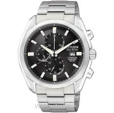 Citizen Titanium Band Dress/Formal Adult Wristwatches