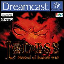 Rollen-PC - & Videospiele für den Sega Dreamcast mit Regionalcode PAL
