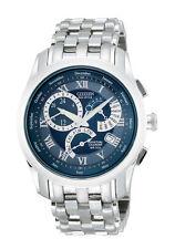 Runde Citizen Armbanduhren